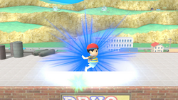 Vórtice PSI (2) SSB4 (Wii U)