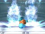 Ataque Smash superior Squirtle SSBB