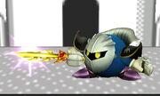 Burla lateral Meta Knight SSB4 (3DS)