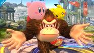 Donkey Kong en SSB4(Wii U)