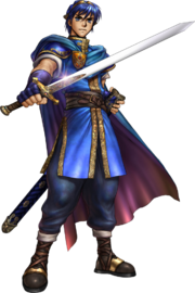 Marth FE Shadow Dragon
