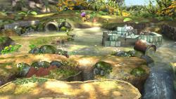 Pikmin alados fuertes (2) SSB4 (Wii U)