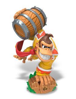 Amiibo Skylander Turbo Charge Donkey Kong