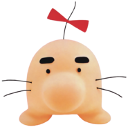 Mr. Saturn en Earthbound