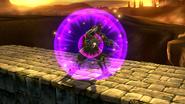 Puñetazo del hechicero (1) SSB4 (Wii U)