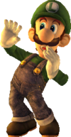 Sprite Apertura Luigi SSBB