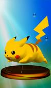 Trofeo de Pikachu (Smash 1) SSBM
