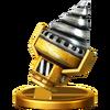 Trofeo de Taladro SSB4 (Wii )