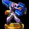 Trofeo de Zoda SSB4 (Wii U)