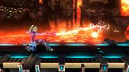 Agarre normal de Samus Zero (1) SSB4 (Wii U)