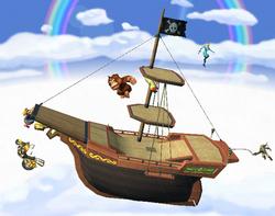 Barco Pirata (4) SSBB