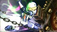 Créditos Modo Senda del guerrero Sheik SSB4 (3DS)
