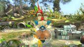 Indefensión Alph SSB4 (Wii U)