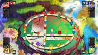 Mundo Smash, Tablero Pequeño SSB4 (Wii U)