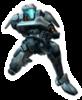 Pegatina Federación Trooper