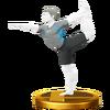 Trofeo de El rey de la danza SSB4 (Wii U)