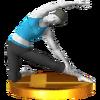 Trofeo de El travesaño SSB4 (3DS)
