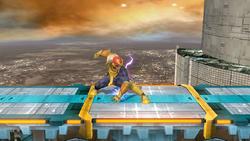 Patada relámpago (1) SSB4 (Wii U)