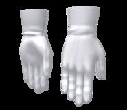 Pose T Master Hand y Crazy Hand SSBB
