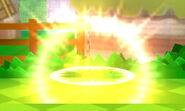Salto explosivo (3) SSB4 (3DS)
