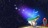 Supervelocidad Palutena (3) SSB4 (3DS)