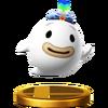 Trofeo de Buh SSB4 (Wii U)