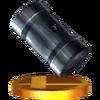 Trofeo de Cabeza de martillo SSB4 (3DS)