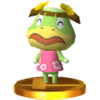 Trofeo de Conchita SSB4 (3DS)