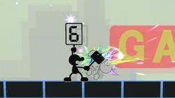 Combojuez (2) SSB4 (Wii U)