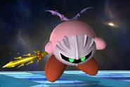 Supertornado Kirby paso 1 SSBB