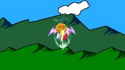 Trampolín meteórico (4) SSB4 (Wii U)