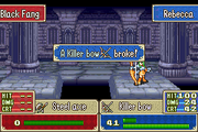 Arco Asesino agotado Fire Emblem Blazing Sword