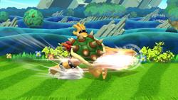 Ataque rápido de Bowser SSB4 (Wii U)