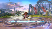 Estocadas relámpago (1) SSB4 (Wii U)