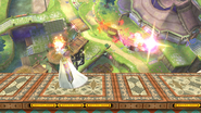 Fuego de Din SSB4 (Wii U)