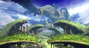 Llanura de Gaur SSB4 (Wii U)