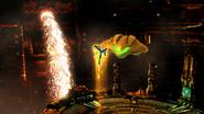 Smash Final de Samus Zero SSB4 (Wii U)
