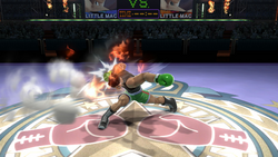 Directo ardiente (1) SSB4 (Wii U)