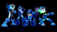 Leyendas Mega Man SSB4 (Wii U)