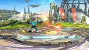 Llamarada (1) SSB4 (Wii U)