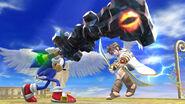 Maza de hierro SSB4 (Wii U)