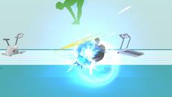 Saludo a propulsión (3) SSB4 (Wii U)