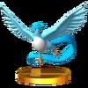 Trofeo de Articuno SSB4 (3DS)
