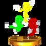Trofeo de Moniguillos SSB4 (3DS)