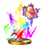 Trofeo de Wii Fit SSB4 (Wii U)