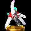 Trofeo de Wolfen (Assault) SSB4 (Wii U)