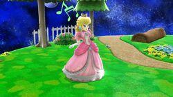 Burla 3 Peach (1) SSB4 Wii U
