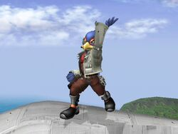 Burla Smash Falco SSBB (2)
