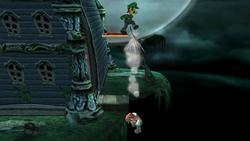 Burla hacia abajo Luigi SSBB (2)