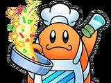 Cocinero Kawasaki